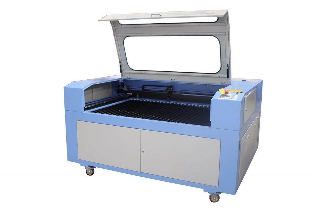 Лазерный ЧПУ-станок для резки неметаллических материалов