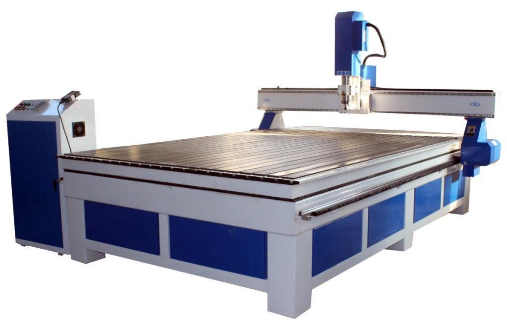 Лазерный ЧПУ-станок для резки металлов